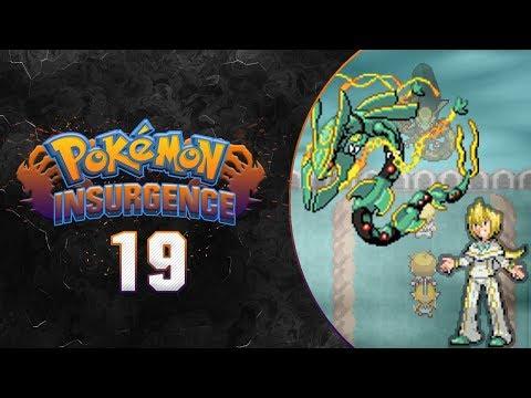 Pokemon Insurgence Part 19 Stopping The Augur!