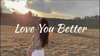 Gambar cover Valentina Ploy - Love You Better [lyrics]