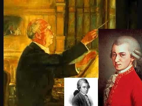 Strauss Conducts Mozart:Symphony#40 in gm-K.550 w.The Berlin State Opera Orch.circa1928