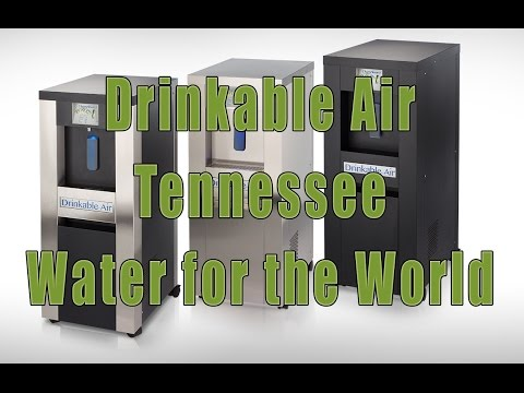 Water from Air Technology | PH 931-472-4200 |  Fresh Drinking Water