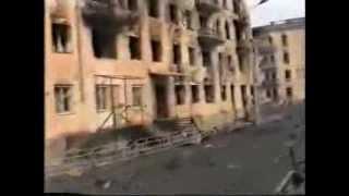 1995г Чечня,Грозный Морская пехота правда о войне
