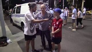 Fan Reactions | Melbourne City 1 Western Sydney Wanderers 0