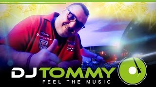 DJ TOMMY - FEEL THE MUSIC