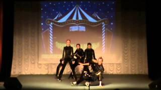 Коллектив современно-спортивного танца REVERS
