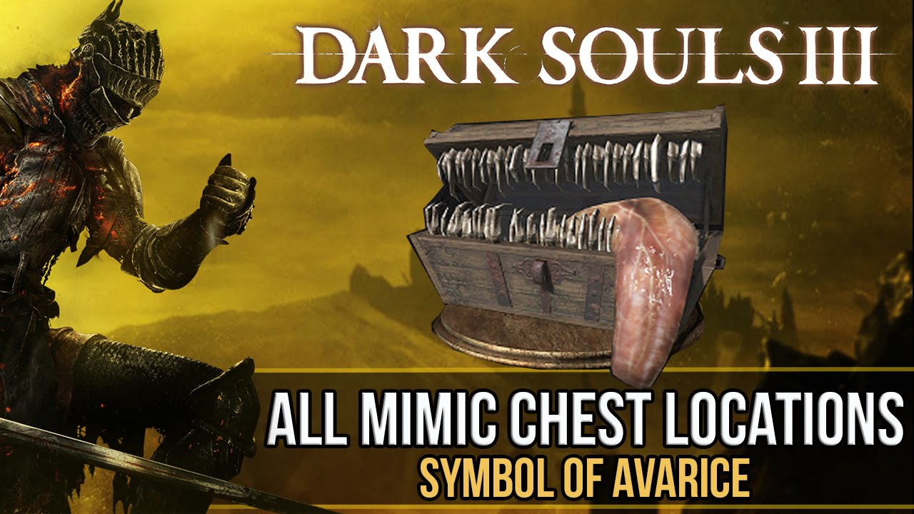 symbol of avarice dark souls 3 how to get