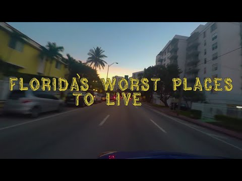 10 Places in Florida You Should NEVER Move To
