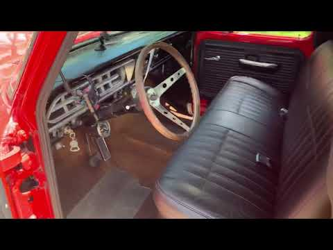 1971 FORD F250 CREW CAB