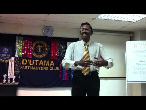 20151105 D'Utama Toastmasters: Table Topics Session from YouTube · Duration:  16 minutes 9 seconds