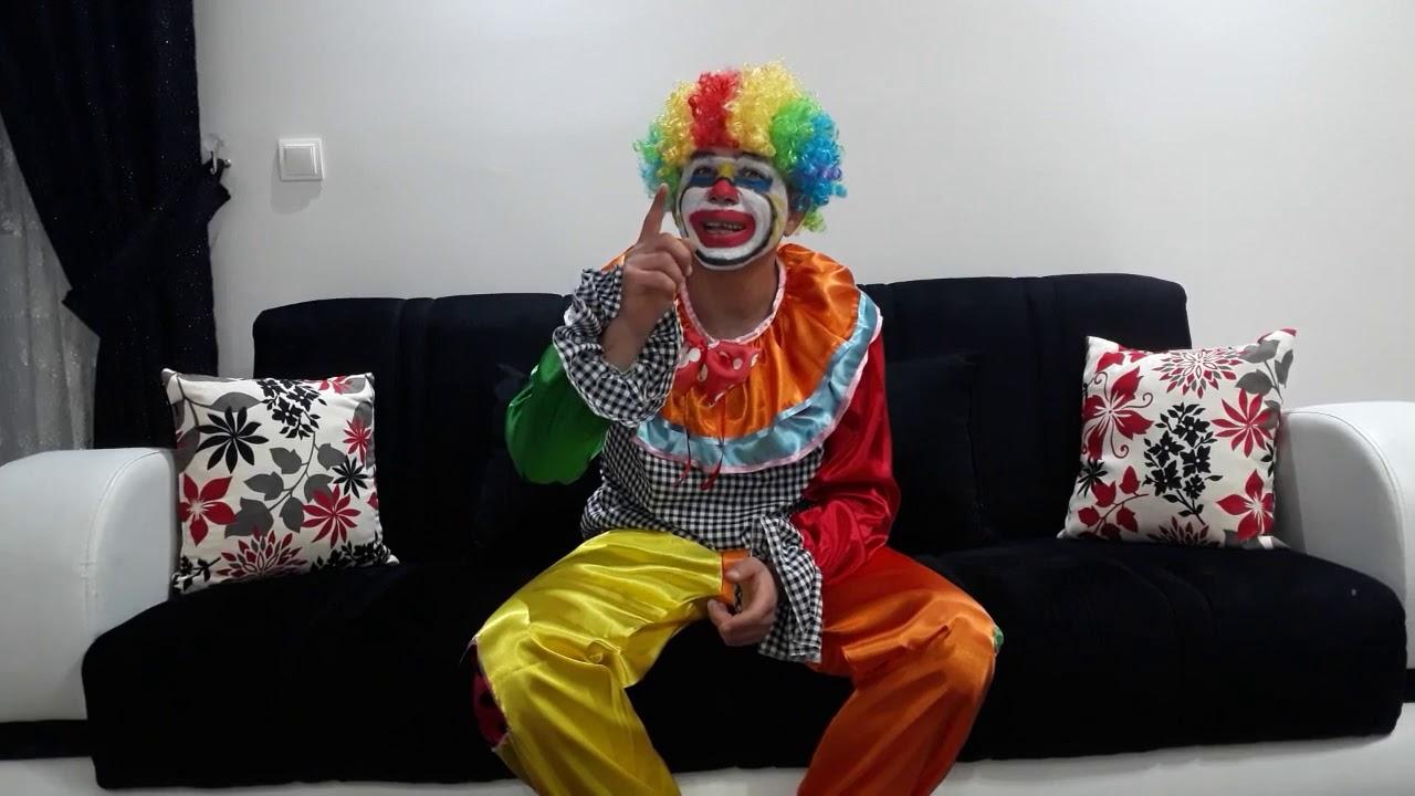Номера клоуна видео 2