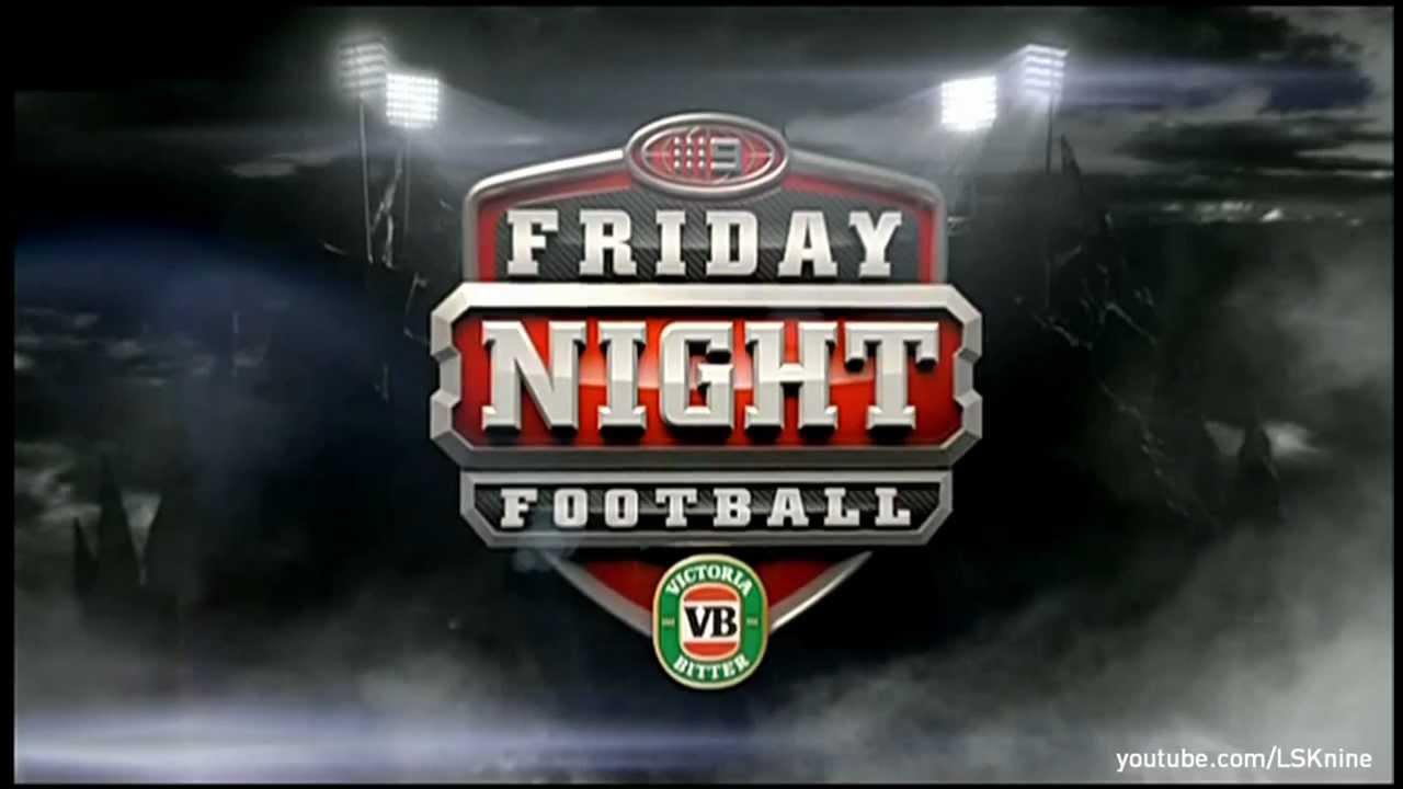Friday Night Lights Intro