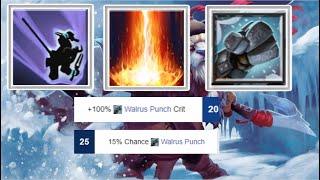 One Punch Strike || Ability Draft || Dota 2