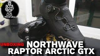 NorthWave Raptor Arctic GTX | UNBOXING