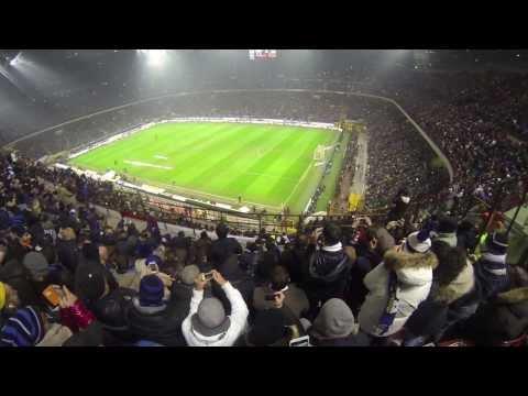 Udhëtimi më i bukur i jetës sonë: Inter vs Milan 1-0 | Inter Club Albania