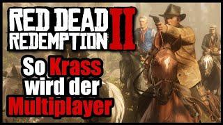 Red Dead Online Neue Gameplay Details / Red Dead 2 Multiplayer information News Deutsch German