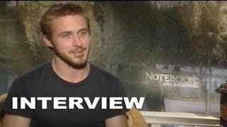 The Notebook: Ryan Gosling Exclusive Interview