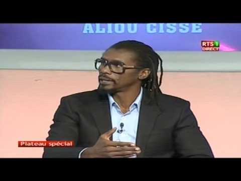 Vidéo – Aliou Cissé refait sa Can (1ère partie)