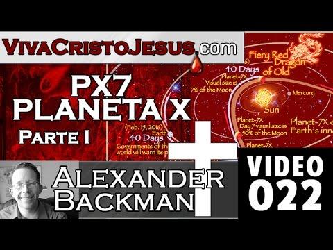 P7X PLANETA X EN LA BIBLIA | PARTE 1