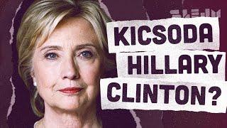 Kicsoda Hillary Clinton?