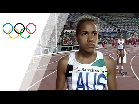 Cathy Freeman at Barcelona 1992 | Olympic Debut