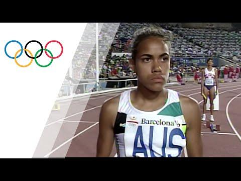 Cathy Freeman at Barcelona 1992 | Olympic Debut