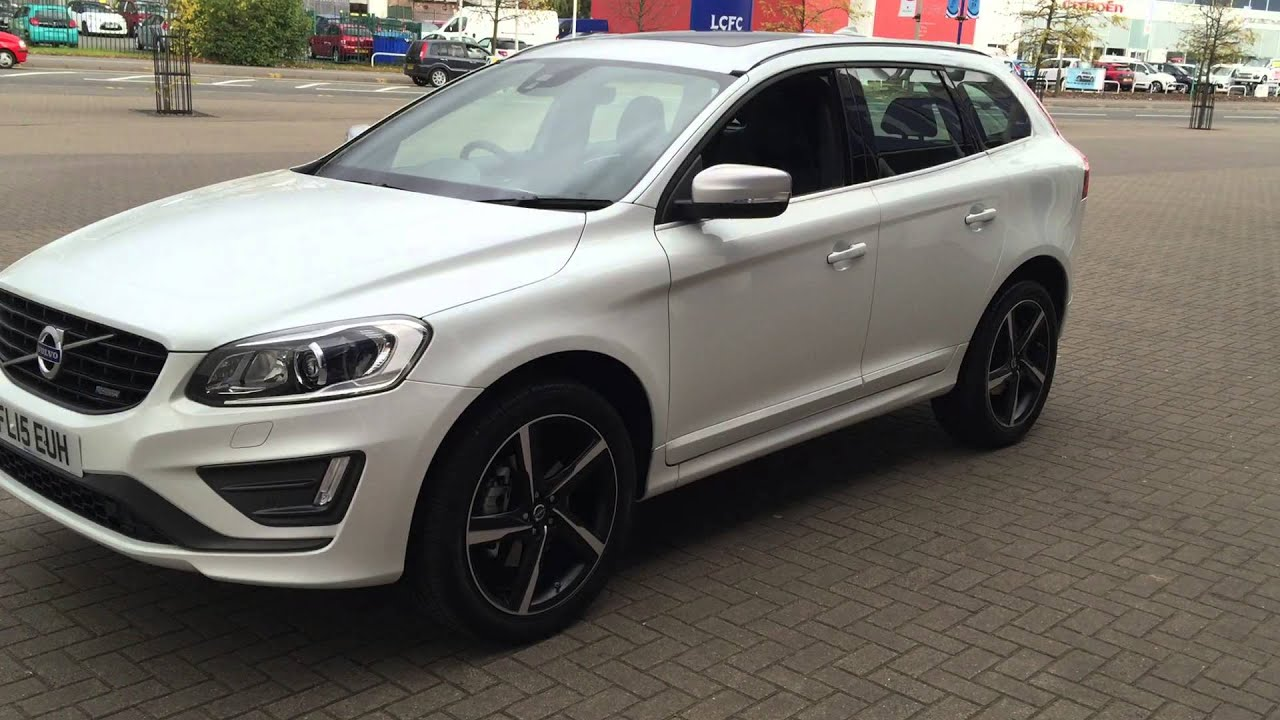 volvo xc60 d5 r design lux nav geartronic fl15euh youtube. Black Bedroom Furniture Sets. Home Design Ideas