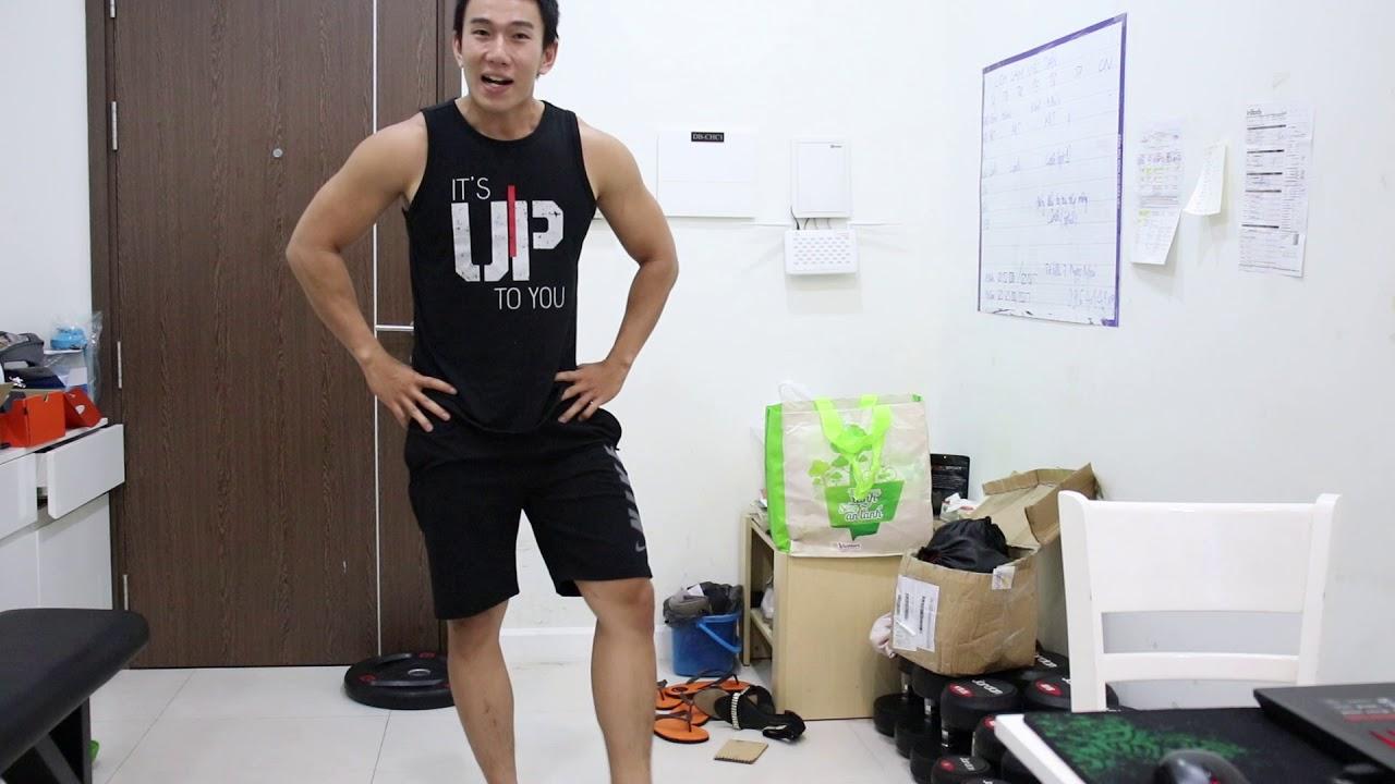 Tại sao nhảy rút gối mệt hơn Jumping Jack 30 Cai Hao 100