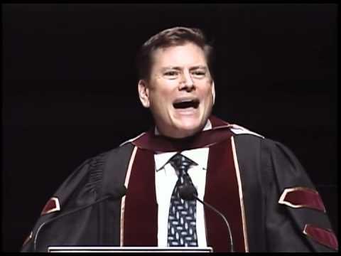 Darren Entwistle Convocation Speech June 2012