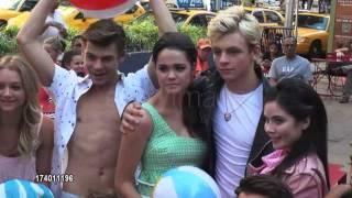 Ross Lynch, Maia Mitchell, and Teen Beach Movie Cast #1