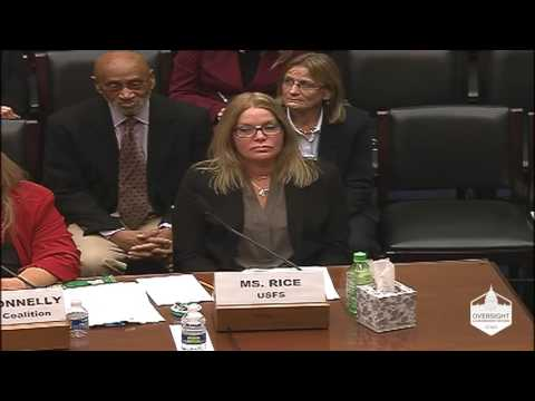 Chairman Chaffetz Closing - Examining Sexual Harassment and Gender Discrimination at the USDA