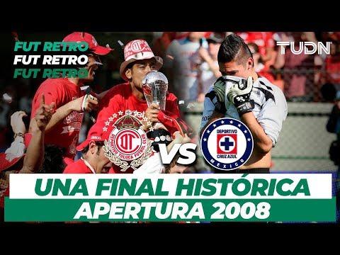 Fútbol Retro: Cuando Toluca le arrancó el trofeo a Cruz Azul | Toluca 0(7)-(6)2 Cruz Azul | TUDN