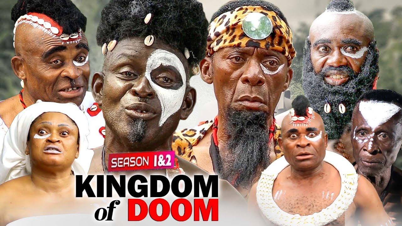 Download KINGDOM OF DOOM Complete 1&2 (New Epic Movie) JOYCE KALU 2021 LATEST NIGERIAN MOVIE/ NOLLYWOOD MOVIE