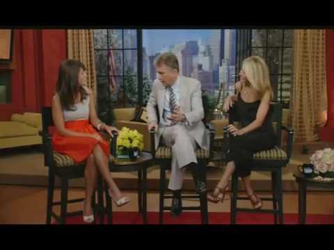 Jillian Harris Interview On Regis & Kelly Show 06 01 2009