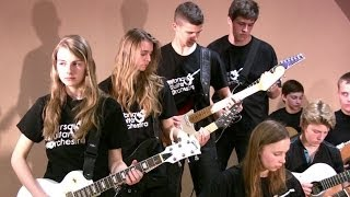 Orion - Warsaw Guitar Orchestra