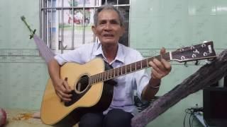 Con Đường Xưa Em Đi guitar Bác Chín.