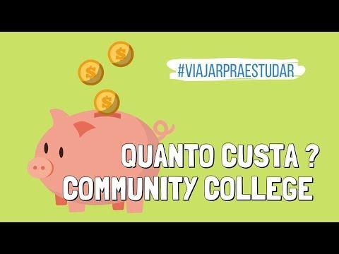 Quanto custa fazer community college nos Estados Unidos?