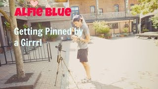 Alfie Blue - Getting Pinned by a Girl (Acupuncture)