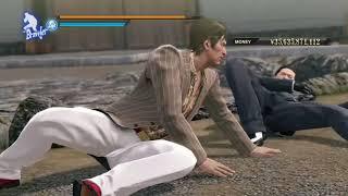 Yakuza 0 - Long Battle - Escape From Tojo HQ ( Legend )
