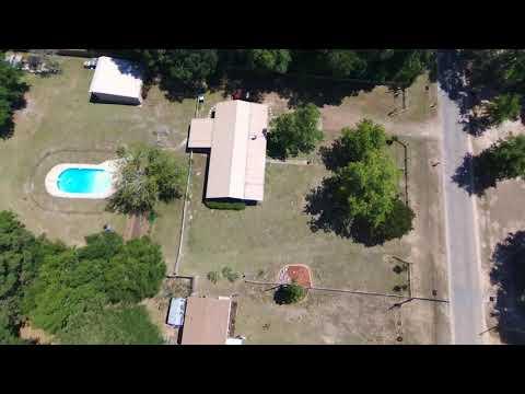 Milton, Fl drone over Big hole