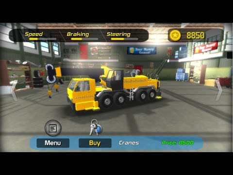 Truck Simulator 3d Car Driving Games Videos Games For Children