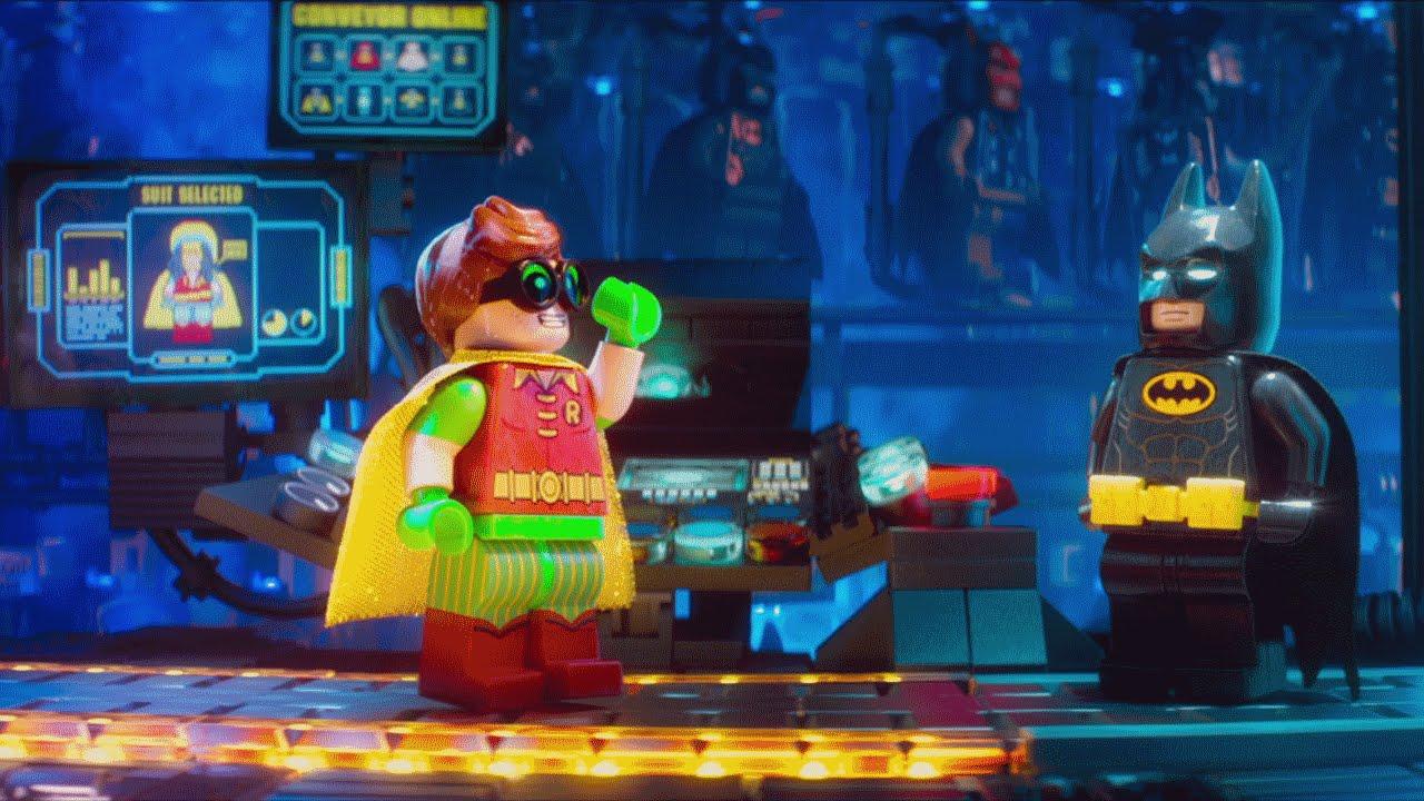 Lego Batman O Filme Trailer Comic Con Dub Hd Youtube