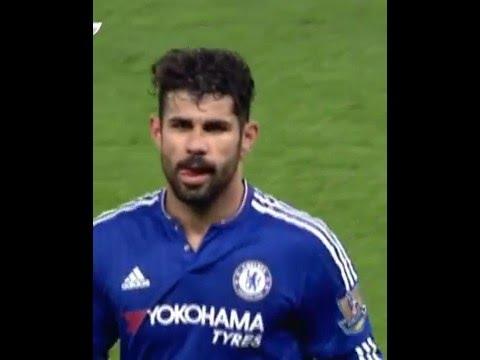 Fabregas , Diego Costa getting booed :(