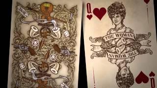 Sherlock Holmes - A playing card deck