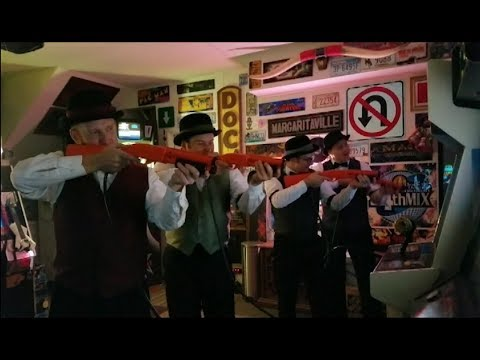 Pour Some Sugar On Me (Barbershop Quartet Cover) - Bank of Harmony