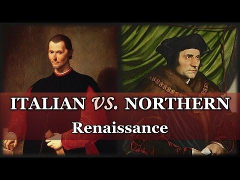 Italian Renaissance vs. Northern Renaissance (AP European History)