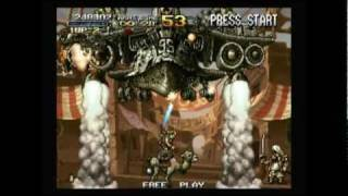 CGRundertow METAL SLUG ANTHOLOGY for Nintendo Wii Video Game Review