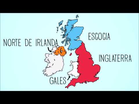 como esta conformado el Reino Unido