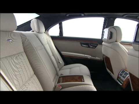 Mercedes-Benz S-Class S 600