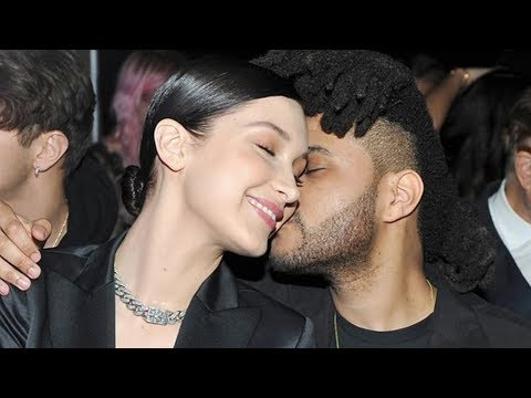 Bella Hadid CAUGHT Making Out With The Weeknd At Coachella 2018