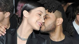 vermillionvocalists.com - Bella Hadid CAUGHT Making Out With The Weeknd At Coachella 2018