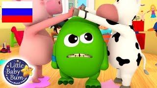 детские песенки   апельсины и лимоны   мультфильмы для детей   Литл Бэйби Бам